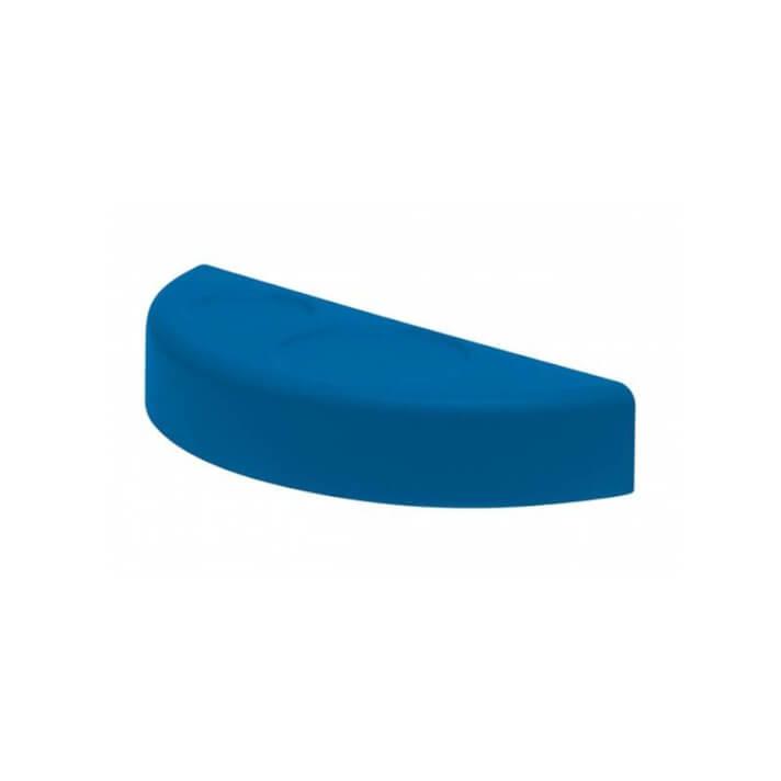 Porte-savon pour lavabo WCKIDS 43 avec perçage pour accessoires Sanindusa
