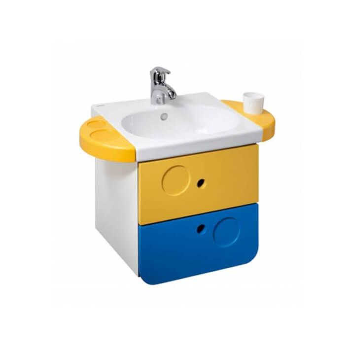 Mueble suspendido WCKids con lavabo Unisan