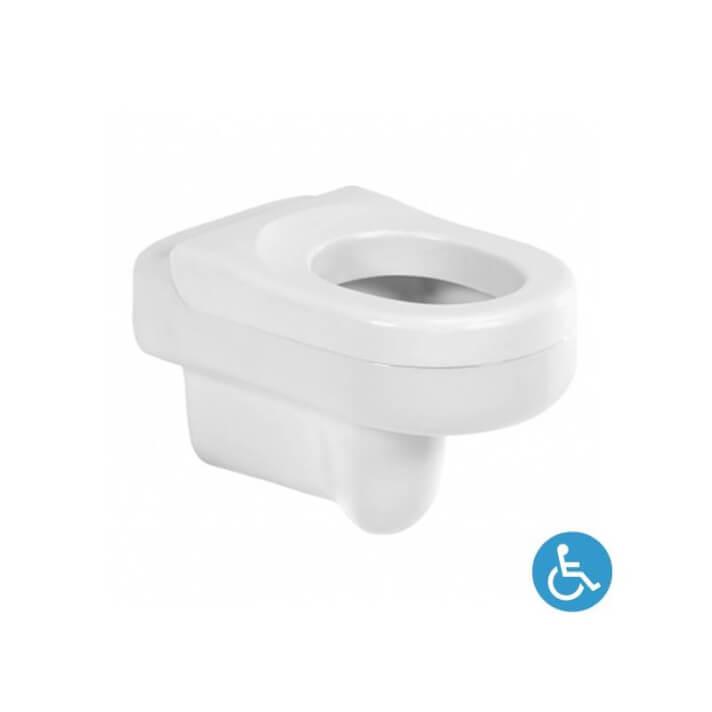 Sanita suspensa NEW WCCARE de tanque alto ou de encastrar - Unisan Sanindusa