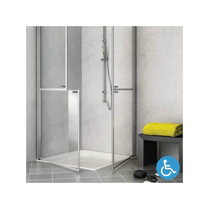 Puerta NEW WCCARE para ducha Unisan