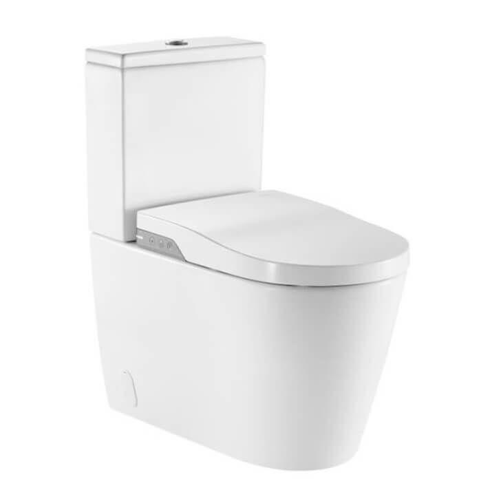 Inodoro completo Rimless In Wash Smart toilet Roca