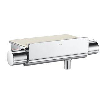 Grifo ducha termostático exterior T-2000 Roca