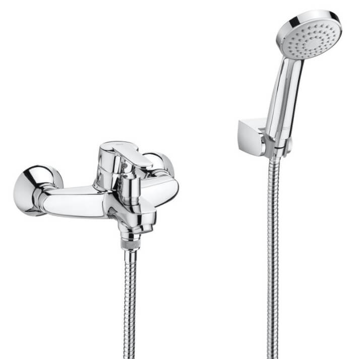 Grifo de bañera-ducha exterior Victoria Roca