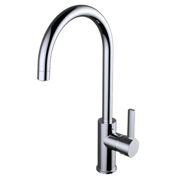 Robinet d'évier filtration d'eau Caïman Urbain Clever