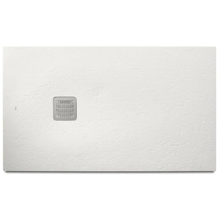 Plato de ducha 100x80cm blanco mate Terran Basic Roca