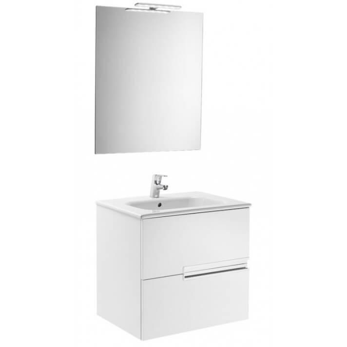 Mueble Pack blanco 60cm Victoria-N Roca