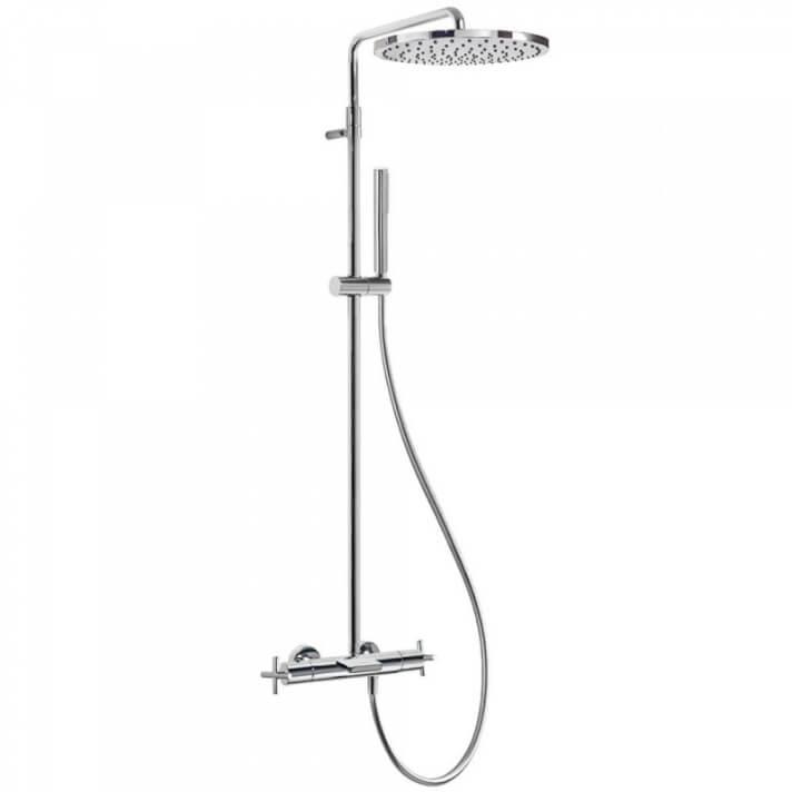 Conjunto bañera-ducha BIMAX termostática ECO Max-Tres