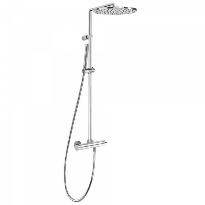 Conjunto de ducha termostática ECO Max-Tres