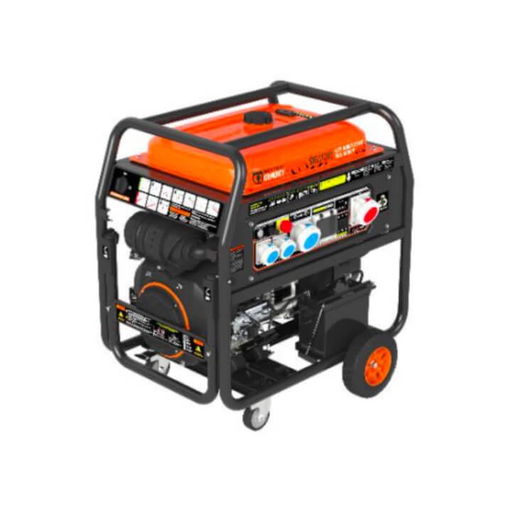 Generador Stelvio 18000W High Power Genergy