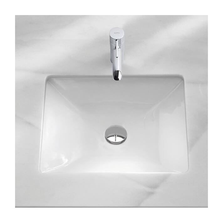 Vasque à encastrer sous-plan Aida 54,5 x 43 - GALA