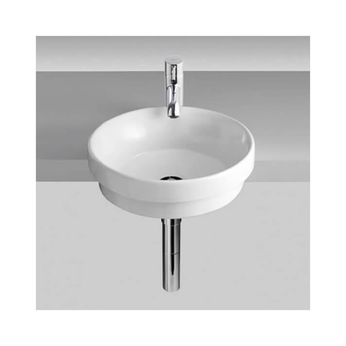 Vasque semi-encastrée Gala Circle Ø 39,5 cm