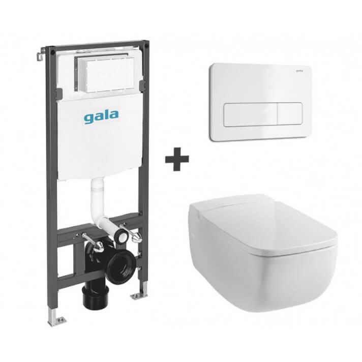 Pack WC suspendu Eos Gala