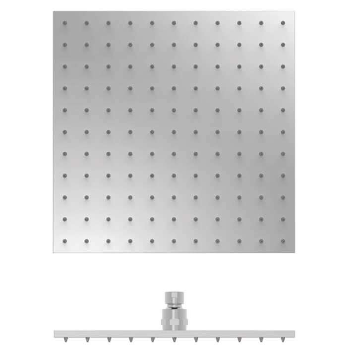 Rociador de ducha cuadrado 30x30 TRES
