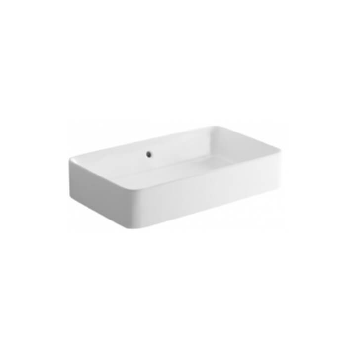 Lavabo rectangular Sanlife 60x40 cm Unisan