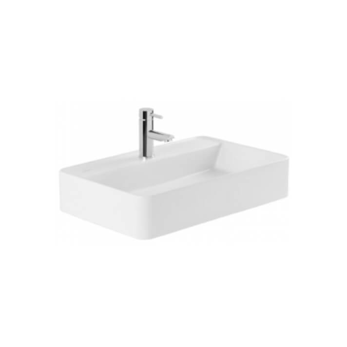 Lavabo rectangular 60x40 cm Sanlife Unisan