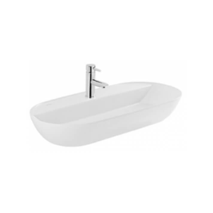 Vasque ovale Sanlife 80 x 38 Sanindusa