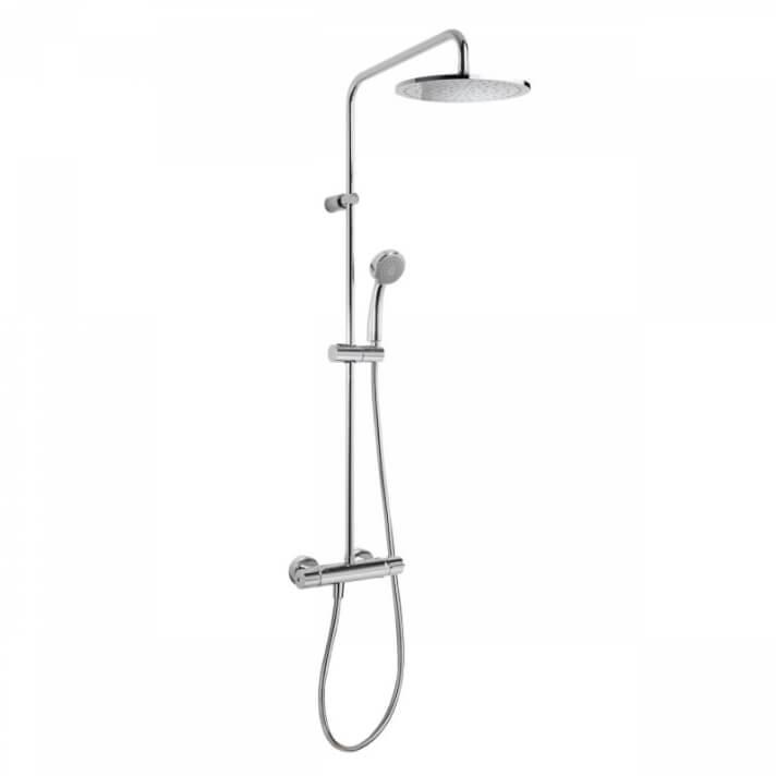 Conjunto de ducha termostática ECO Flat-Tres