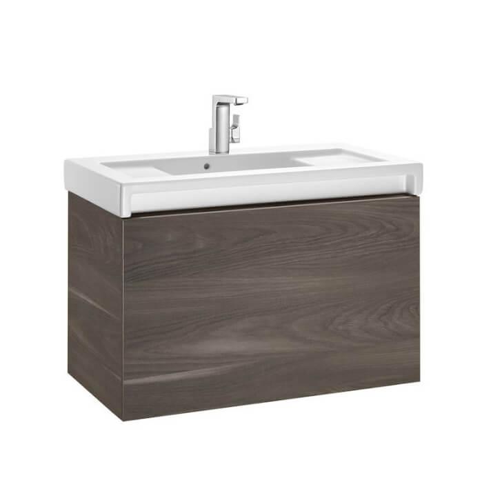 Mueble de baño con lavabo 90cm Yosemite Stratum Roca