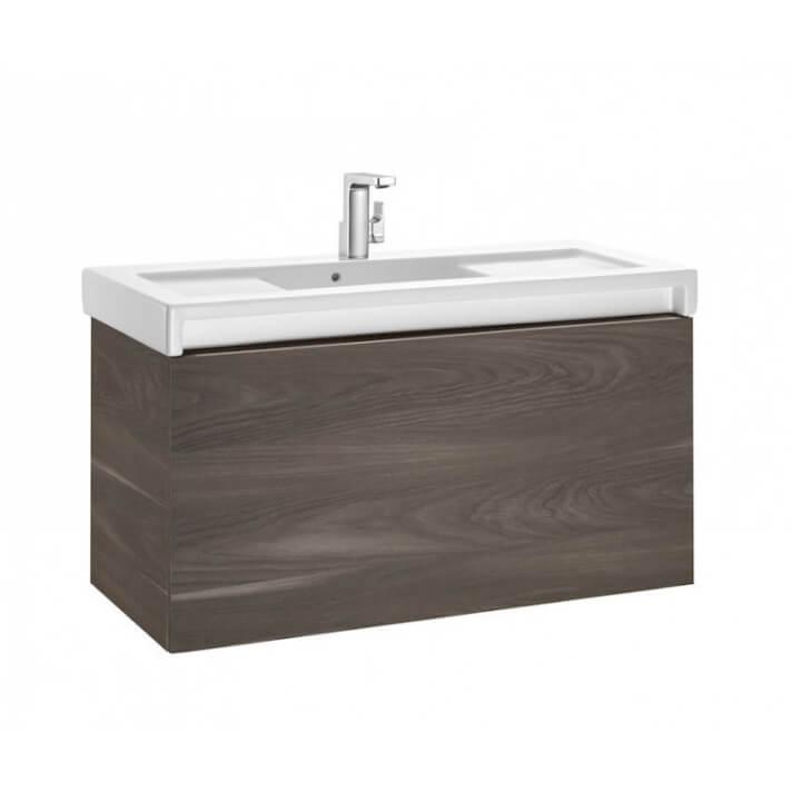 Mueble de baño con lavabo 110cm Yosemite Stratum Roca