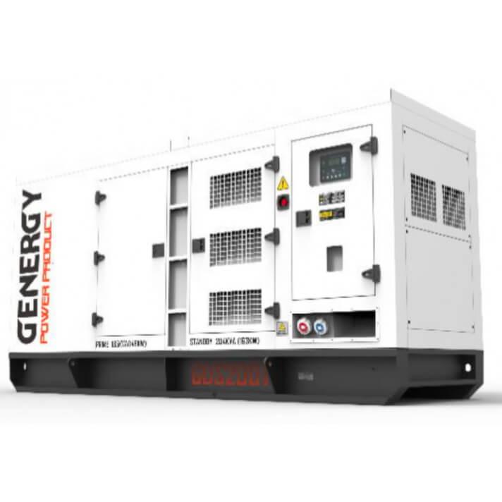 Generador 163000W GDS200T Silent Diesel Genergy