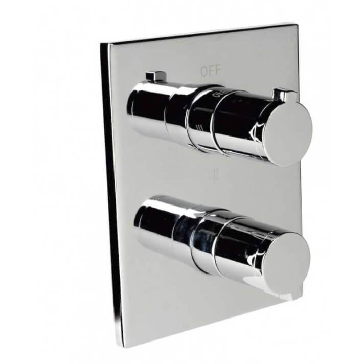 Torneira termostática de encastrar Nine Urban - CLEVER