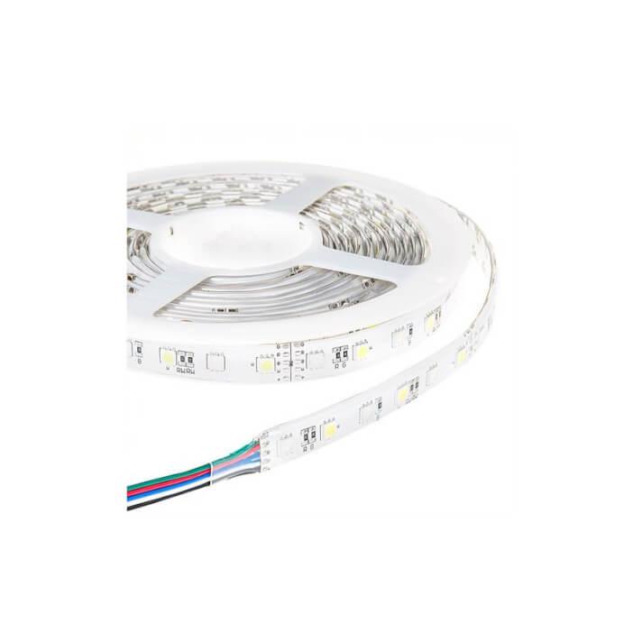 2 Tiras LED de 14.4W/m RGB - As de Led