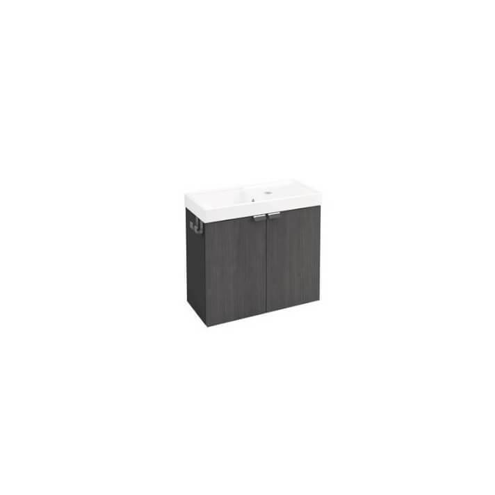 Mueble de baño B-Box Antracita-Pizarra