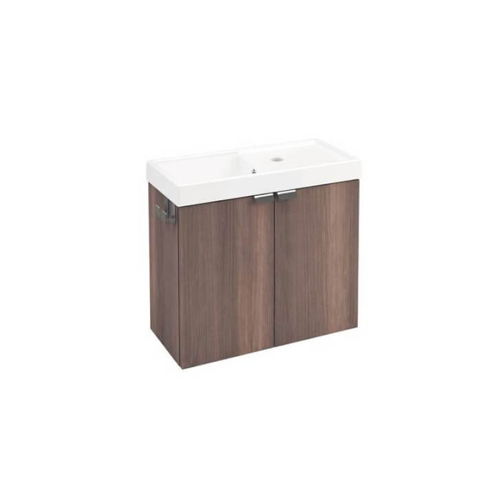 Mobile a 2 porte 50 cm Frassino B-Box BATH+