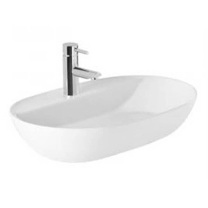 Lavabo ovalado Sanlife 60x38