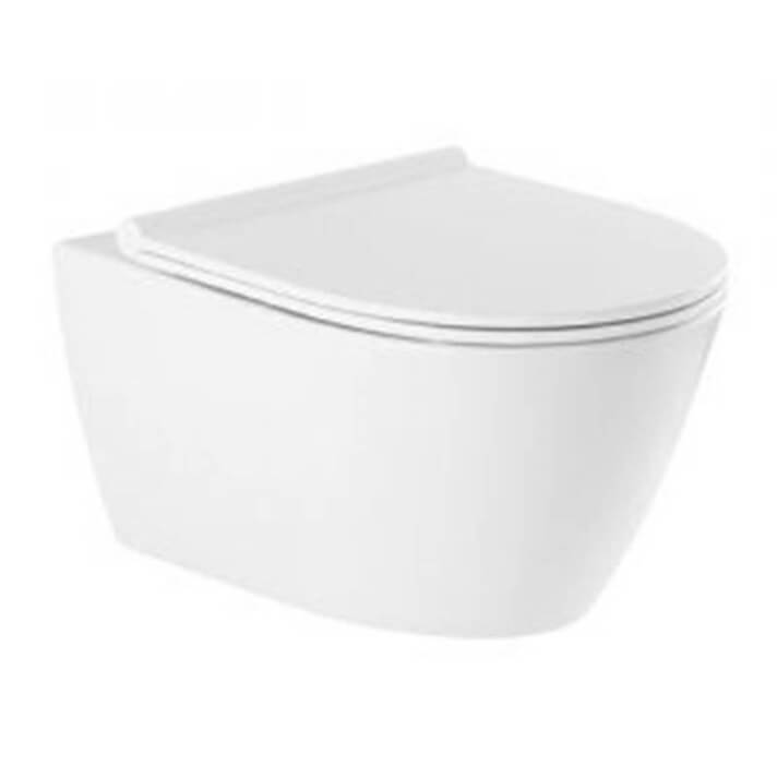 WC suspendu rimflush Sanlife 56 Sanindusa