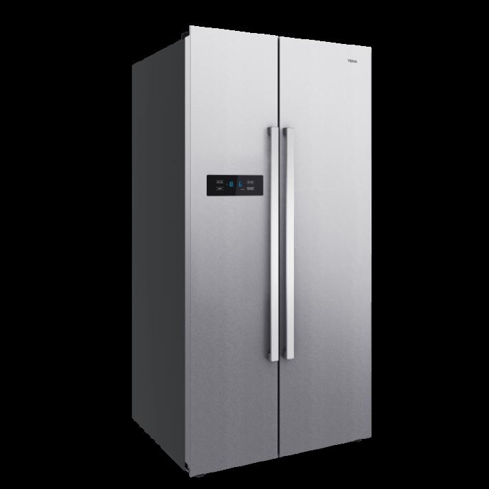 Frigorífico y congelador dos puertas Acero RLF 74910 Teka