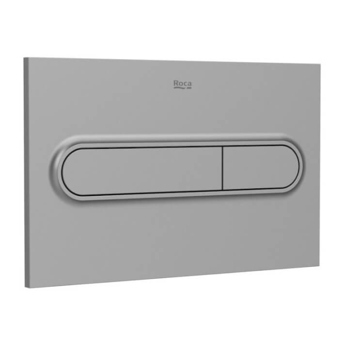 Placa gris PL1 Dual One Roca