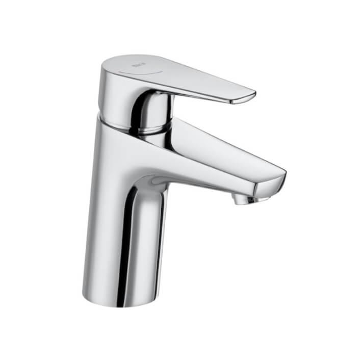 Grifo de lavabo cuerpo liso Atlas Roca