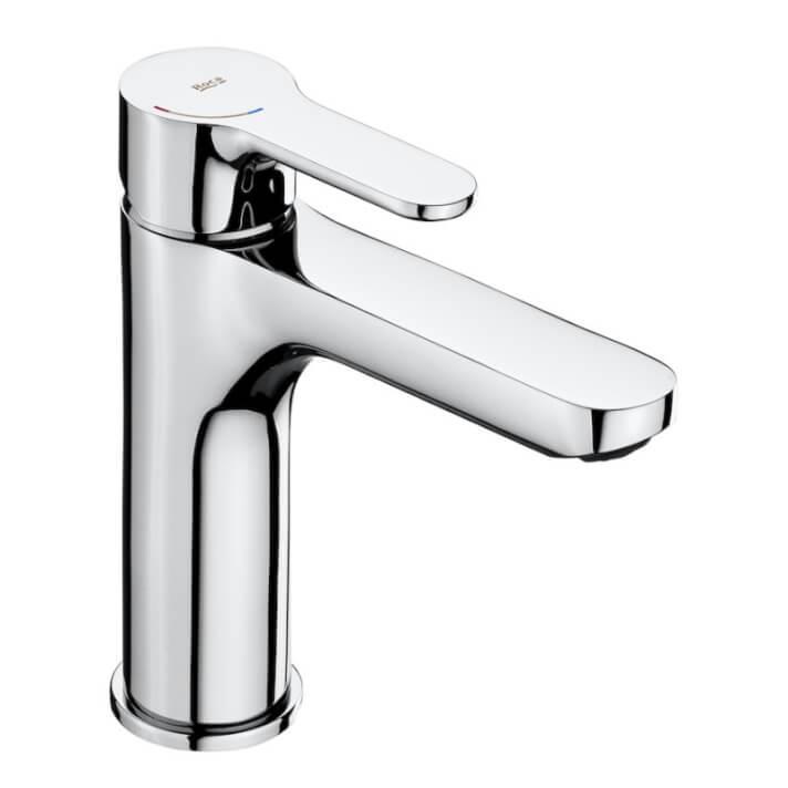 Grifo de lavabo caño mezzo L20 Roca