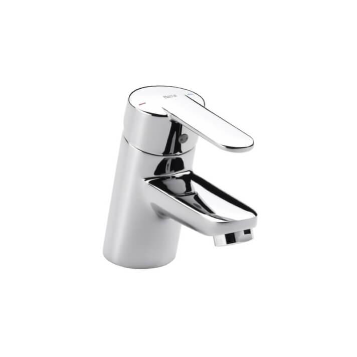 Grifo de lavabo con enganche para cadenilla Victoria Roca