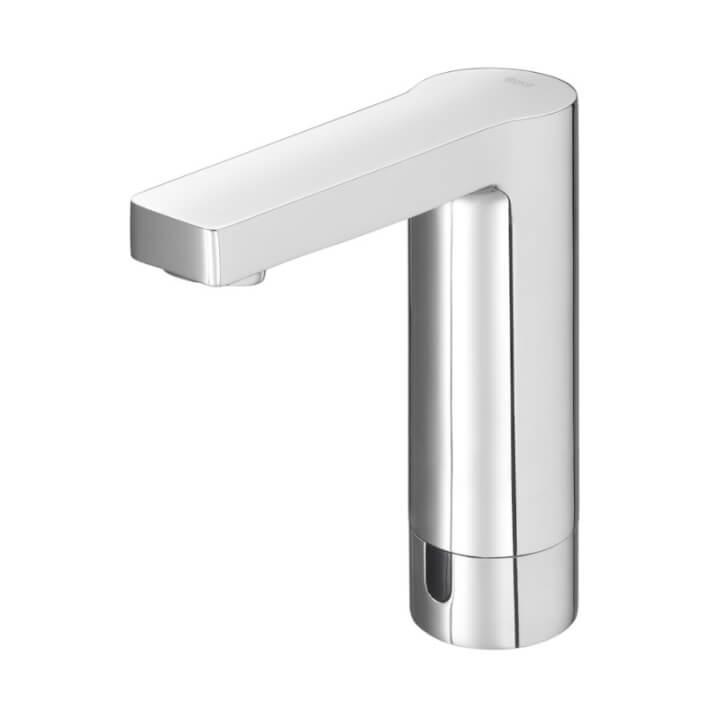 Grifo de lavabo alimentación pilas L90 Roca