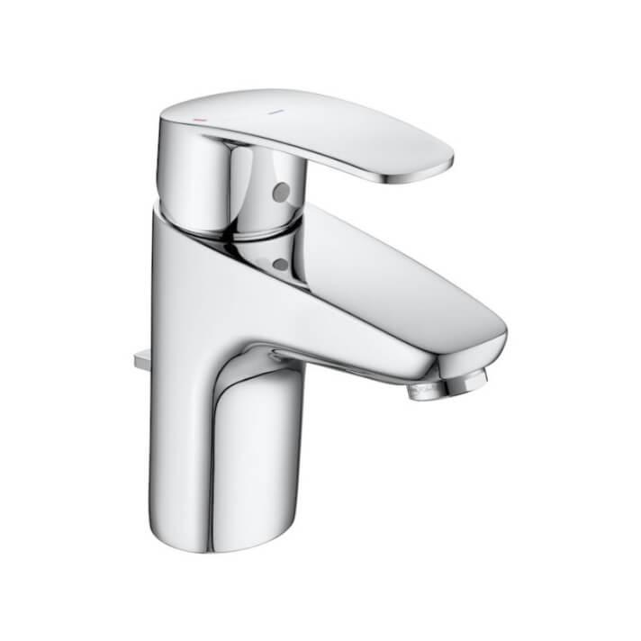Grifo de lavabo desagüe automático Monodin-N Roca