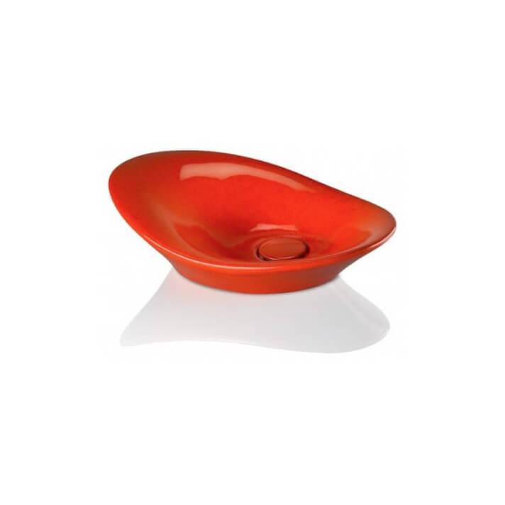 Vasque à poser MORFYS ORANGE Sanindusa