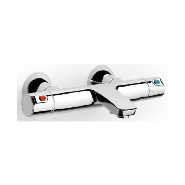 Grifo bañera-ducha termostático exterior T-500 Roca