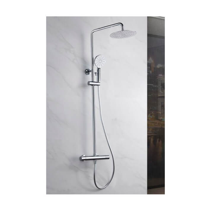 Columna termostática de ducha Amsterdam Imex