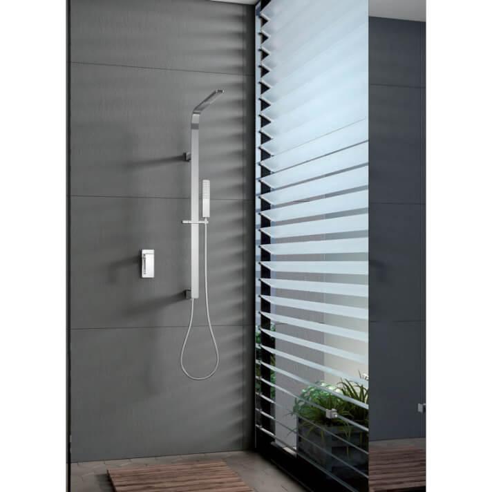 Kit de ducha empotrado Bahamas Imex