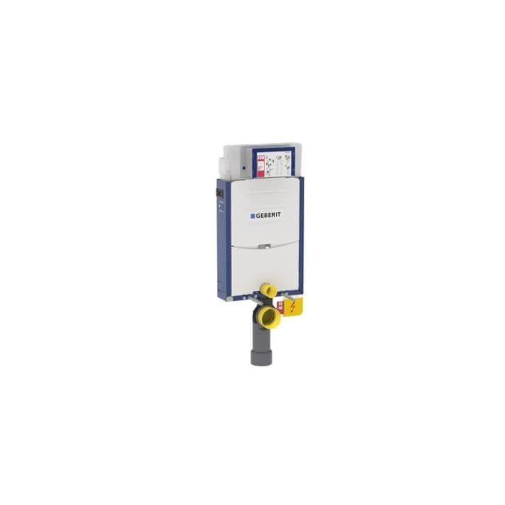 Bâti-support Geberit Kombifix avec réservoir Sigma 12 cm