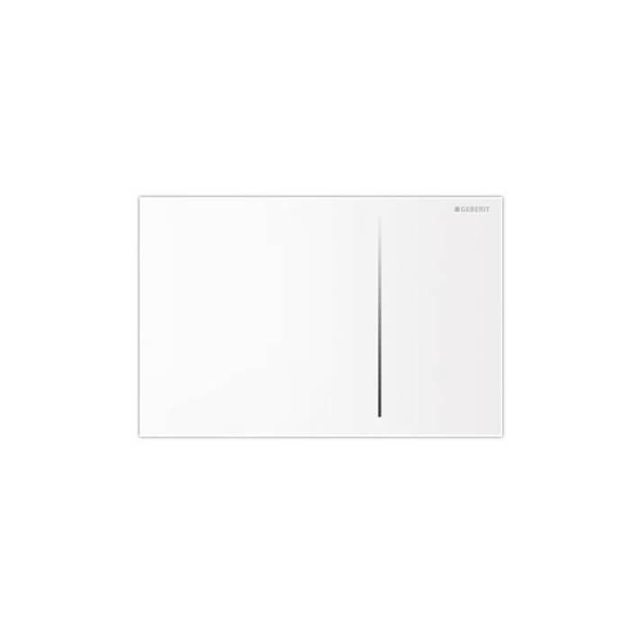 Pulsador Sigma70 Blanco cisterna 12 cm