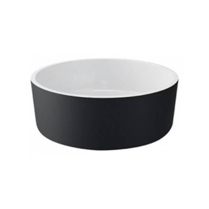 Lavabo Round 45 Negro