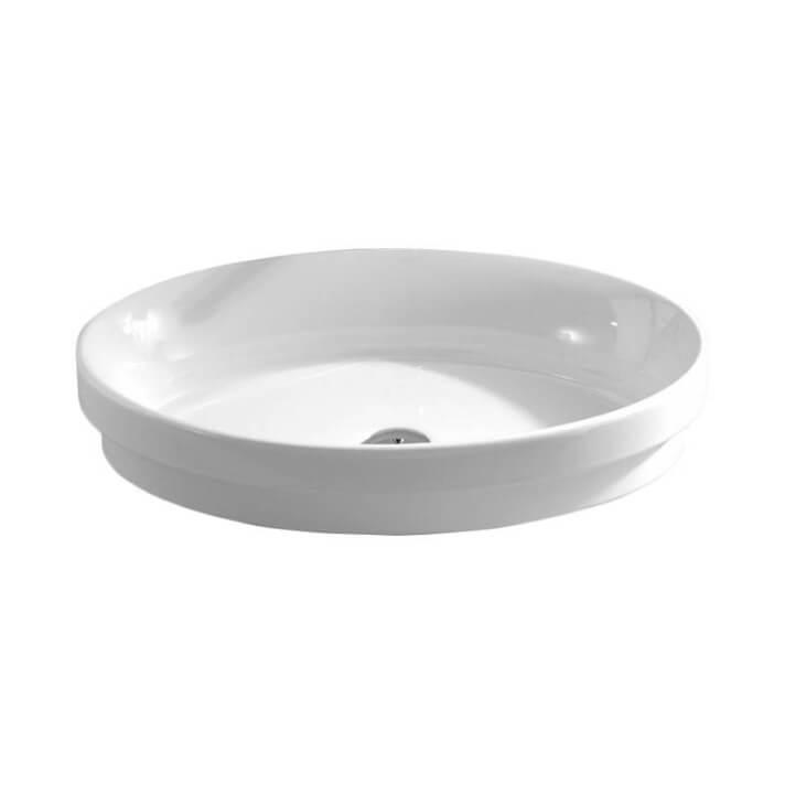 Vasque semi-encastrée Ovalo 63,5 cm - GALA