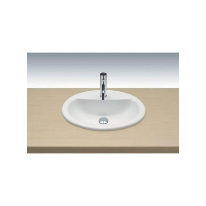 Vasque à encastrer sur plan Cima 53,5 x 41,5 - GALA
