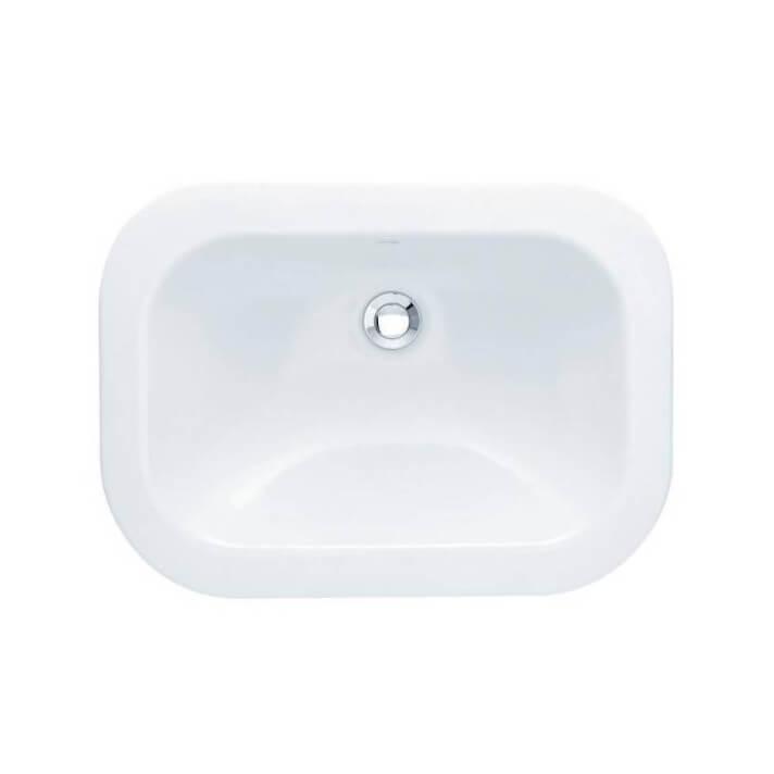 Vasque à encastrer sous plan Gala Nexus 56 x 40 cm