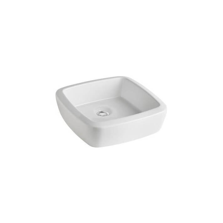 Vasque à poser Gala Eos 39,5 x 39,5 cm