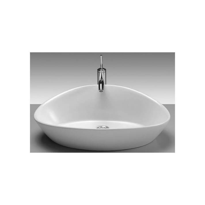 Vasque à poser Gala Elipse 63 x 43 cm