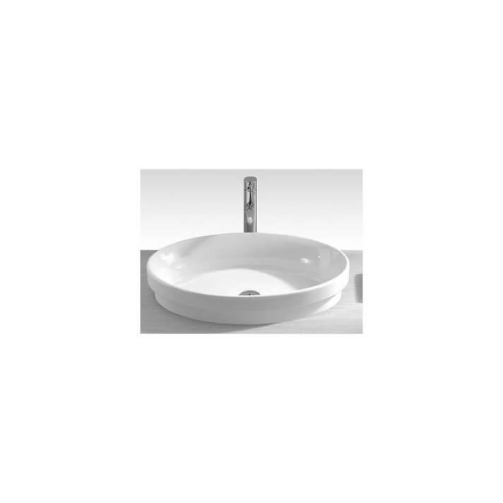 Vasque à poser Gala Ovalo 63,5 x 39 cm